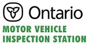 Ontario Ministry of Transportation Inspection Station