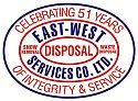 East-West Serving 51 Years Logo