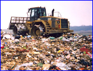 Solid Waste Dump Site (Landfill)